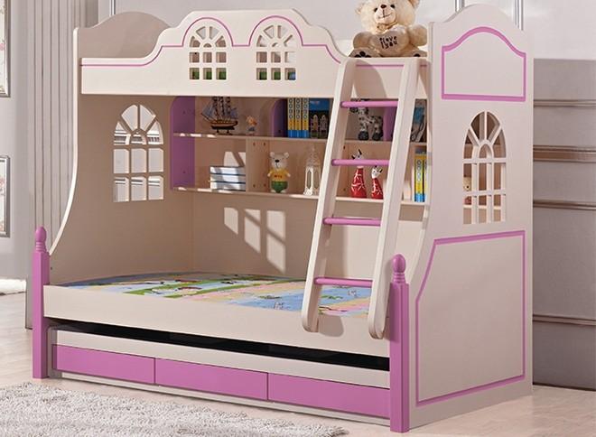 Rèn luyện tính tự lập và sáng tạo với giường tầng trẻ em ảnh 3