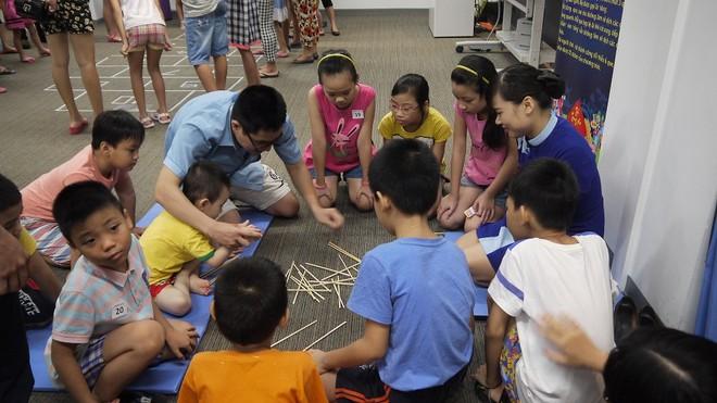 Panasonic Risupia Vietnam tổ chức 'vui trăng rằm, trở về tuổi thơ'