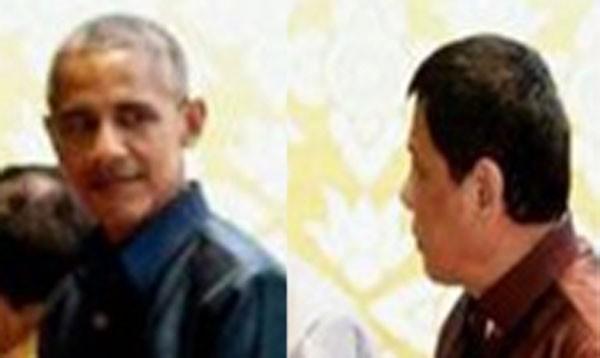 Khoảnh khắc lúng túng của lãnh đạo Mỹ - Philippines sau màn thóa mạ công khai ảnh 1