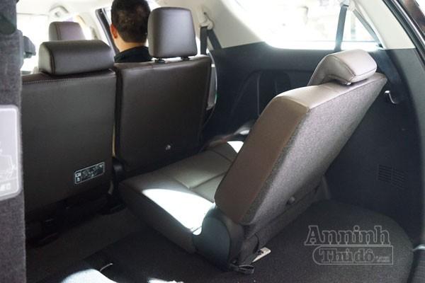 Chi tiết hàng 'hot' chính hãng Toyota Fortuner 2016 ảnh 13