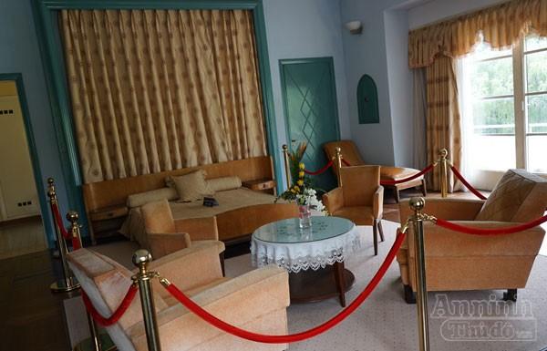 Dinh thự Bảo Đại tại Đà Lạt- vàng son một thuở ảnh 8