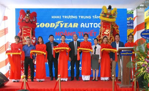 Phát triển mô hình chăm sóc lốp xe kiểu Mỹ tại thị trường Hà Nội