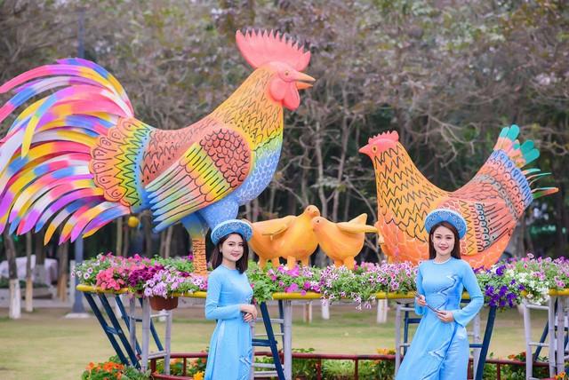 Có gì cuốn hút ở lễ hội hoa Xuân lớn nhất miền Bắc? ảnh 3