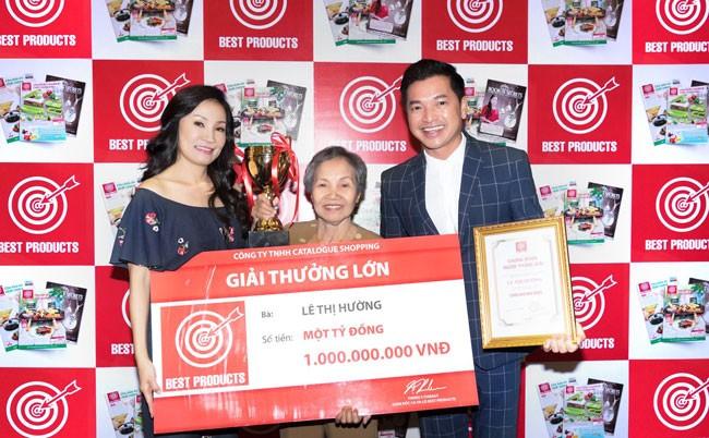 Bà Lê Thị Hường