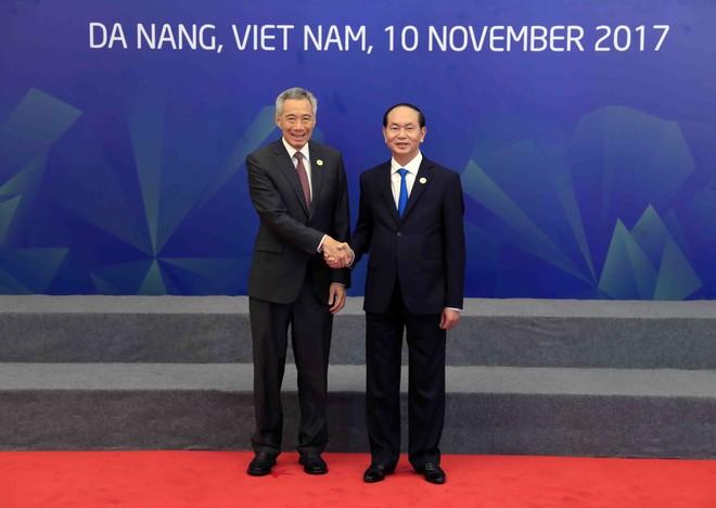 Chủ tịch nước Trần Đại Quang chủ trì Đối thoại Lãnh đạo APEC với ABAC ảnh 9