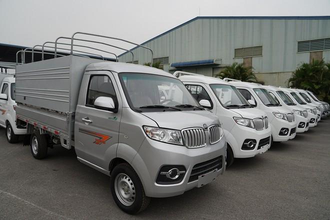 Xe tải nhẹ DongBen T30 được kỳ vọng là sản phẩm chủ đạo trong năm 2018