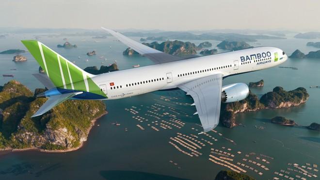 Tập đoàn FLC chính thức ra mắt hãng Hàng không Bamboo Airways ảnh 1