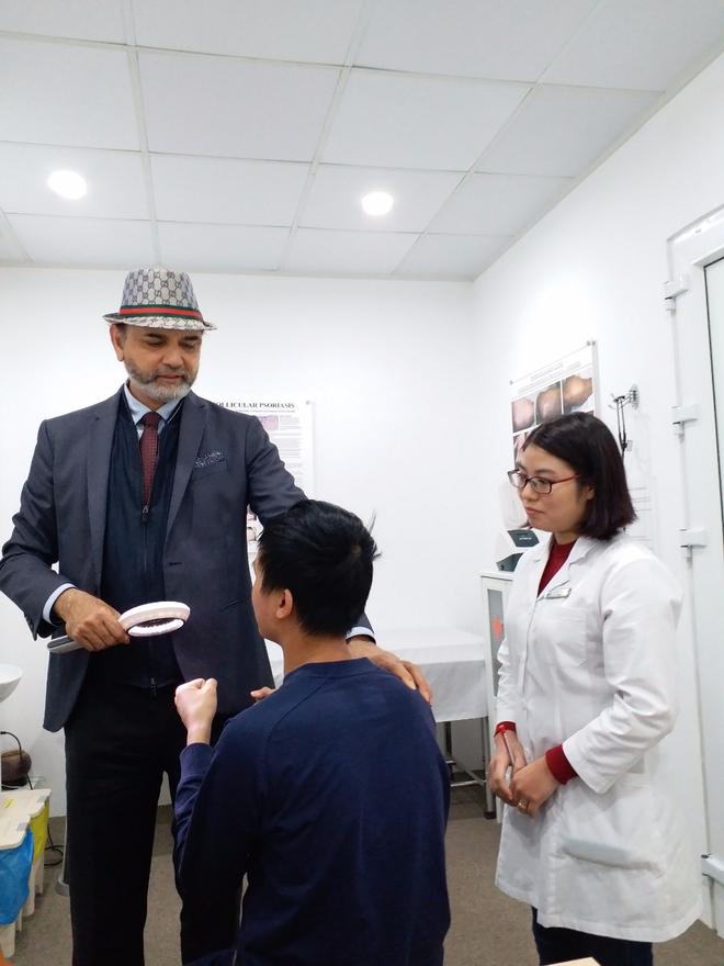 Điều trị hiệu quả bệnh vẩy nến bằng kết hợp thảo dược ảnh 1