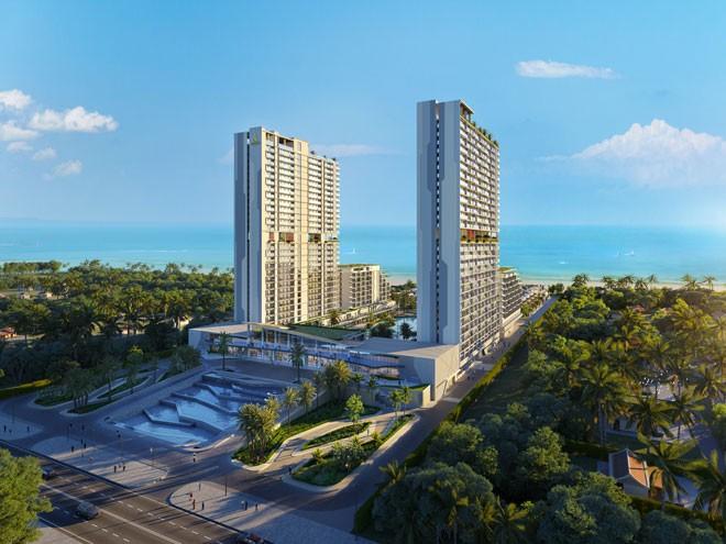 Aria Đà Nẵng Hotel & Resort được thiết kế bởi Atkins – Tập đoàn thiết kế hàng đầu thế giới