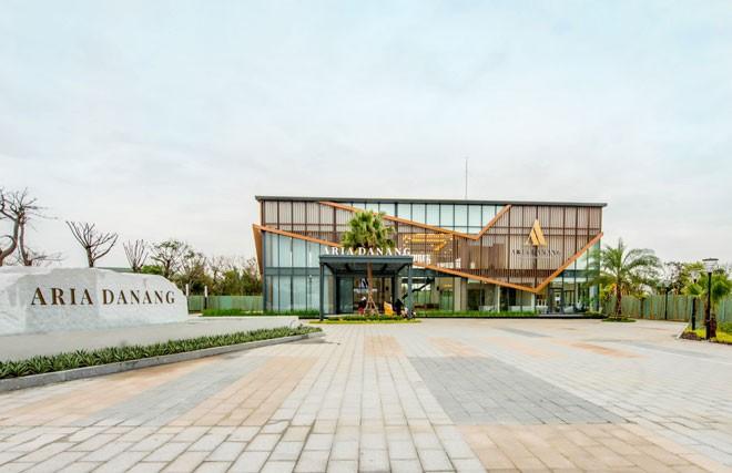 Aria Đà Nẵng Hotel & Resort chính thức chào đón khách hàng tham quan show gallery ngay tại dự án