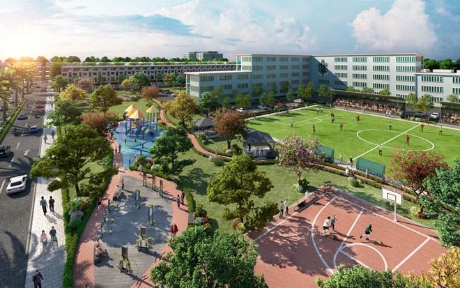 Kỳ Co Gateway chính thức được ra mắt thị trường bất động sản