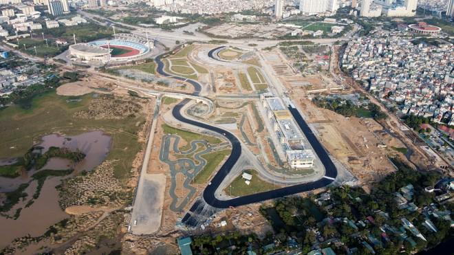 Chặng đua F1 đầu tiên tại Hà Nội: Hồi hộp đếm ngược đến giờ G ảnh 1