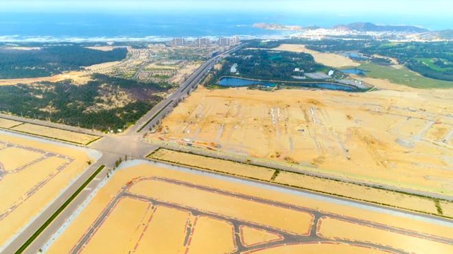 Khách hàng chuộng đất nền sổ đỏ Nhơn Hội New City ảnh 1