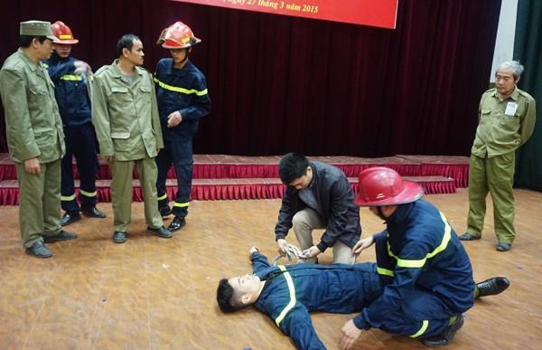Những kinh nghiệm cứu mạng khi xảy cháy ảnh 1