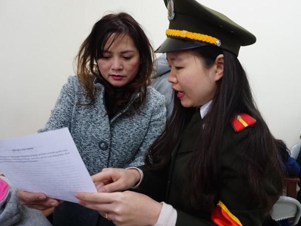 Nhiều hoạt động của tuổi trẻ Công an Thủ đô giúp đỡ người dân ảnh 8
