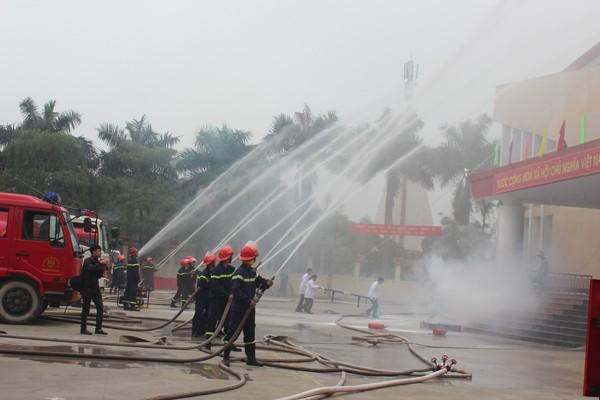 Nâng cao nghiệp vụ cứu nạn cứu hộ và cấp cứu ảnh 1