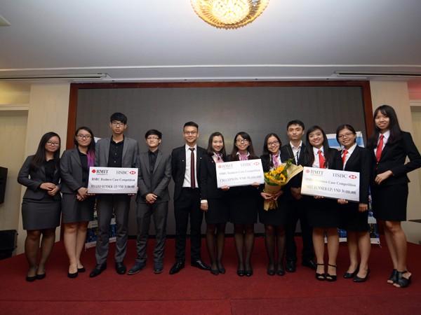 Các đội vào vòng chung kết cuộc thi.