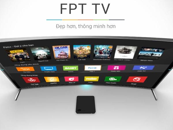 Sản phẩm thế hệ mới của FPT TV là bước đột phá về công nghệ
