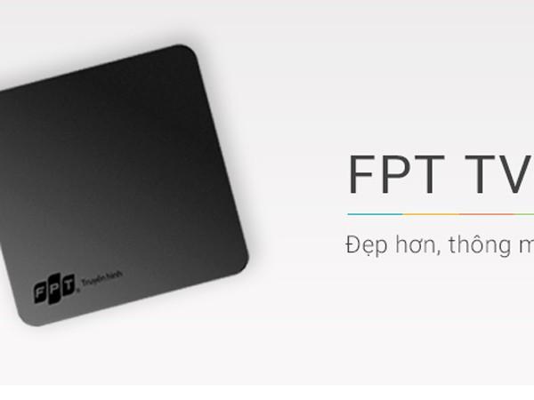 Sản phẩm bộ giải mã FPT TV 2016 phát hành trên thị trường sử dụng song song hai hệ điều hành ftvOS2.4 và ftvOS2.5