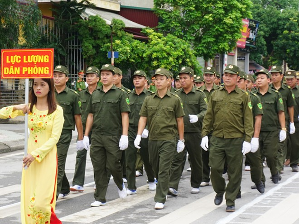 Lực lượng dân phòng