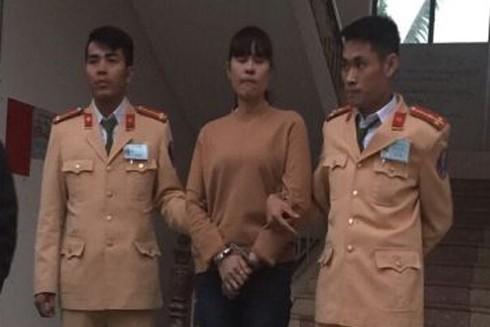 Đối tượng Đào Huệ Hương Giang