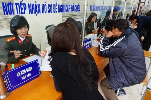 Phòng Quản lý XNC chủ động tăng cường làm việc tạo thuận lợi cho nhân dân