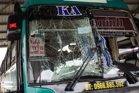 Xác định rõ danh tính lái xe và nạn nhân tử vong vụ nổ xe khách ở Bắc Ninh ảnh 2
