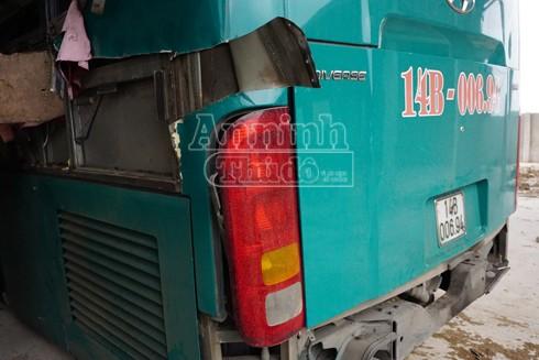 Xác định rõ danh tính lái xe và nạn nhân tử vong vụ nổ xe khách ở Bắc Ninh ảnh 4