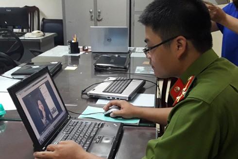 Cơ quan Công an thực hiện các biện pháp nghiệp vụ để củng cố hồ sơ xử lý đối tượng Mùi