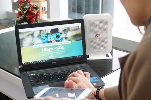 FPT Telecom tiên phong trang bị modem Wi-Fi băng tần kép
