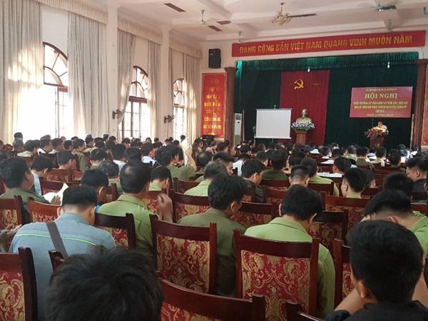 Gần 300 dân phòng tham gia lớp tuyên truyền, tập huấn PCCC và CNCH
