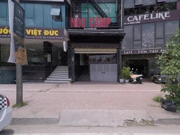 Cơ sở kinh doanh karaoke NouCamp, số 16 Miếu Đầm, phường Mễ Trì