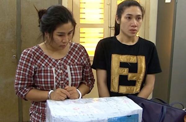Nhóm đối tượng vận chuyển trái phép heroin từ Nghệ An ra Hà Nội tiêu thụ bị Phòng CSĐT tội phạm về ma túy- Công an Hà Nội bắt giữ