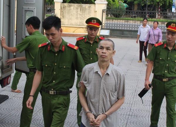 Bùi Văn Chinh đã phải nhận bản án 16 năm tù
