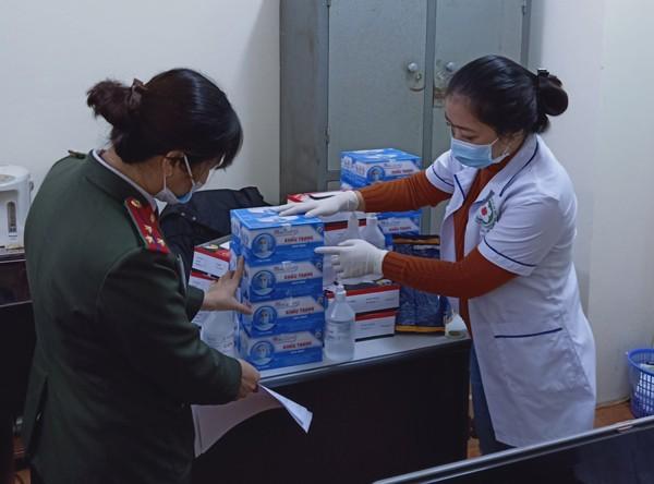 Bệnh viện CATP chuẩn bị trang thiết bị sẵn sàng phục vụ công tác phòng, chống dịch bệnh do virus Corona