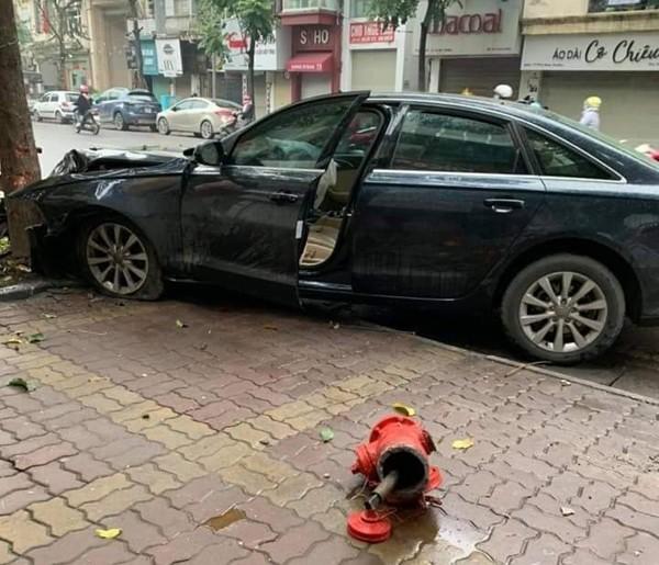 Nơi xảy ra vụ tai nạn