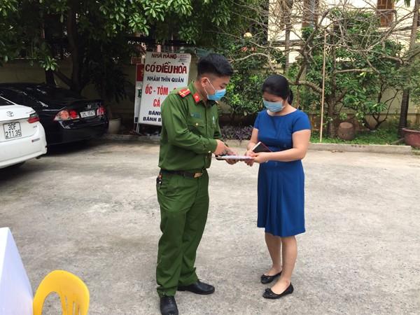 Hành động thiết thực phòng chống dịch Covid-19