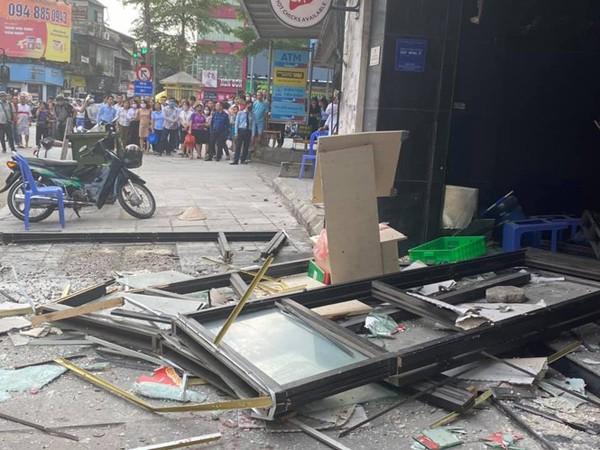 Toàn bộ tài sản, cấu kiện trong ngôi nhà 32 phố Cửa Nam bị hư hỏng sau vụ nổ khí gas