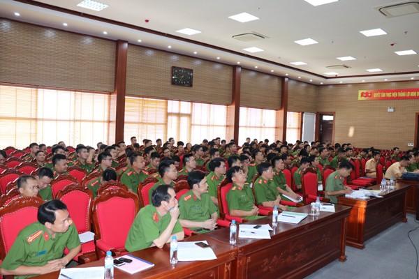 CAH Mê Linh tập huấn nghiệp vụ chuyên sâu về công tác nghiệp vụ cơ bản