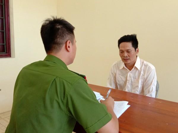 CAH Chương Mỹ, điều tra làm rõ Đô đã gây án trọt lọt gần 10 vụ trộm vàng trên địa bàn các tỉnh Thái Bình, Hà Nam, Hà Nội