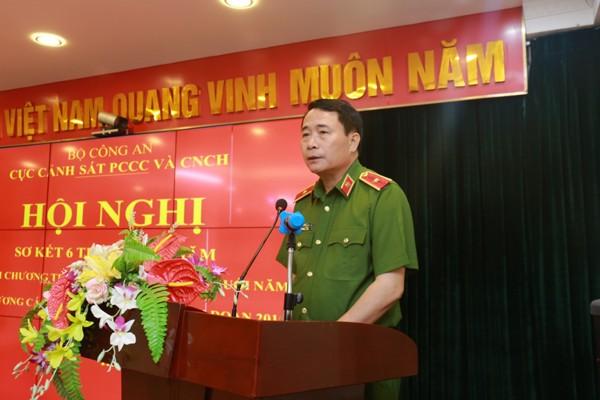 Thứ trưởng Lê Quốc Hùng phát biểu chỉ đạo tại Hội nghị