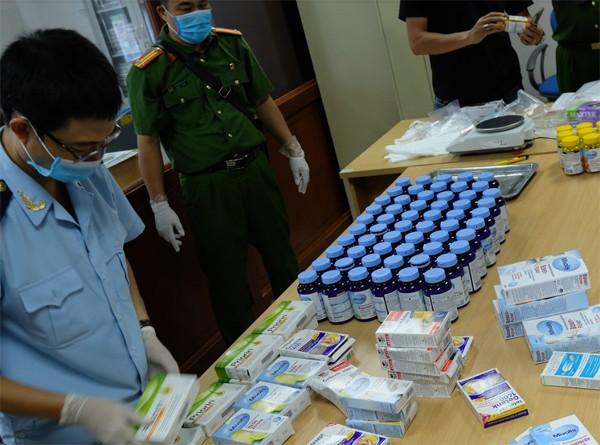 """Tạm giữ 6 đối tượng liên quan đến lô hàng """"khủng"""" chứa ma túy tổng hợp ảnh 7"""