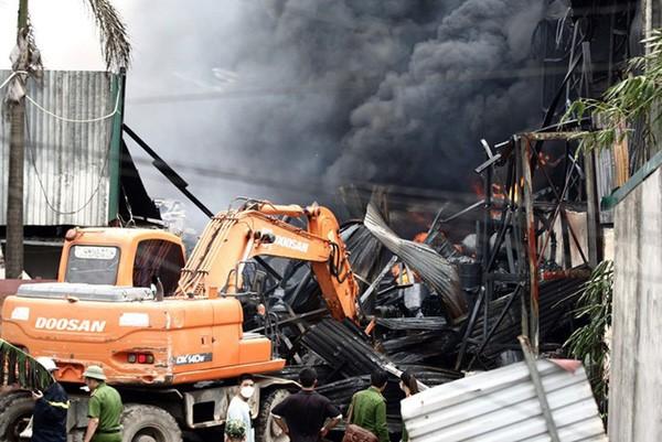 Công an Hà Nội: Tăng cường phòng ngừa, xử lý nguy cơ cháy, nổ ảnh 1