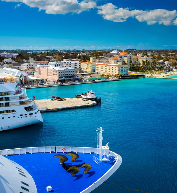 Thủ đô Nassau, Bahamas nổi tiếng với các dự án bất động sản hấp dẫn