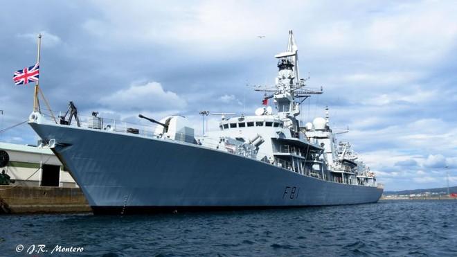 HMS Sutherland, tàu khu trục của Hải quân Hoàng gia Anh
