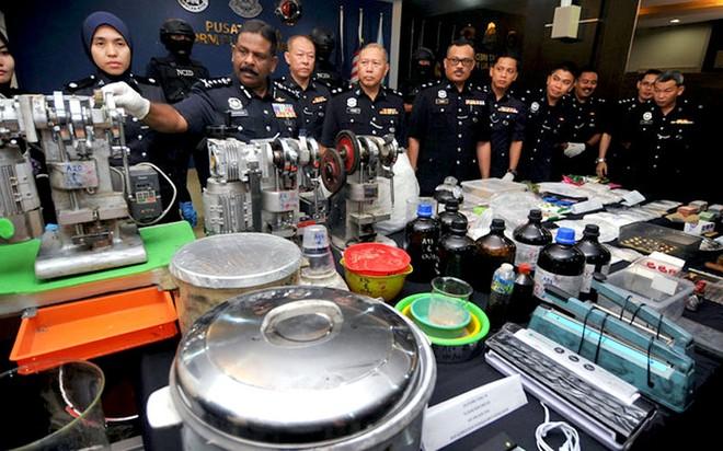Dù đã rất tích cực, nhà chức trách Malaysia xác định cần nỗ lực hơn nữa trong chiến dịch diệt trừ ma túy
