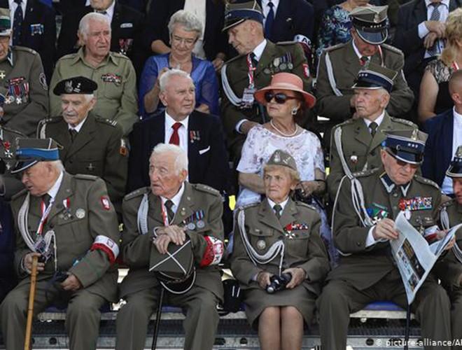 [Ảnh] Lo ngại về xung đột ngay trong lễ kỷ niệm 80 năm nổ ra Thế chiến II ảnh 11