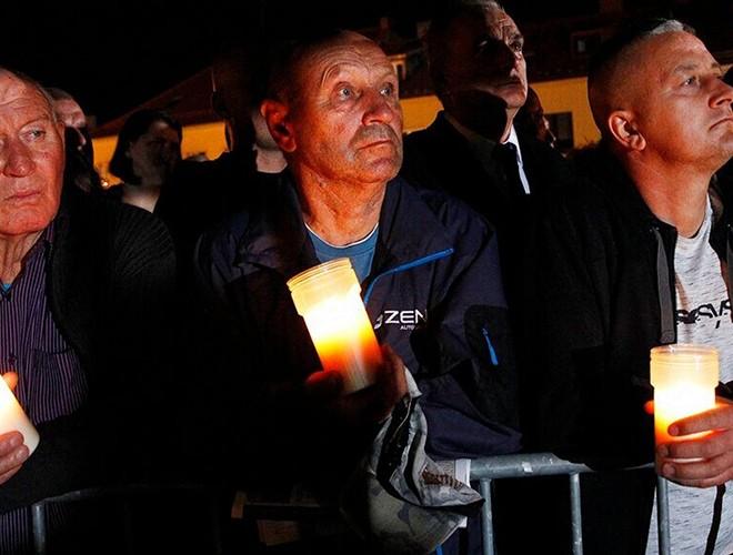[Ảnh] Lo ngại về xung đột ngay trong lễ kỷ niệm 80 năm nổ ra Thế chiến II ảnh 12