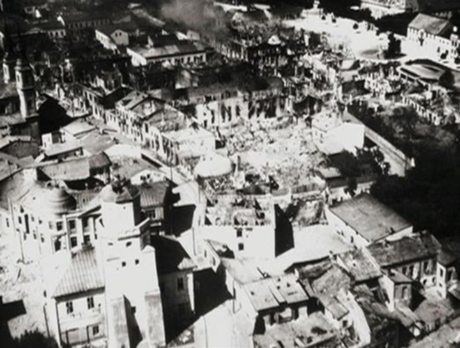 [Ảnh] Lo ngại về xung đột ngay trong lễ kỷ niệm 80 năm nổ ra Thế chiến II ảnh 15