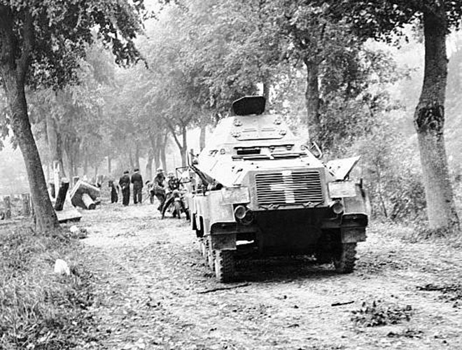 [Ảnh] Lo ngại về xung đột ngay trong lễ kỷ niệm 80 năm nổ ra Thế chiến II ảnh 16